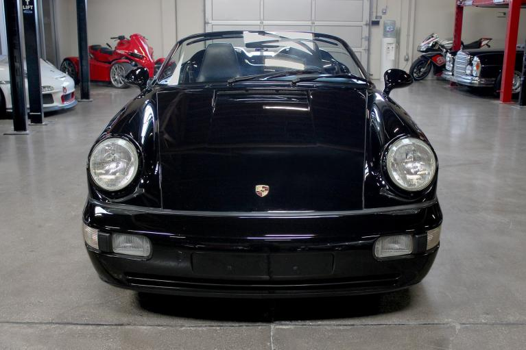 Used 1994 Porsche 911 Speedster for sale Sold at San Francisco Sports Cars in San Carlos CA 94070 2