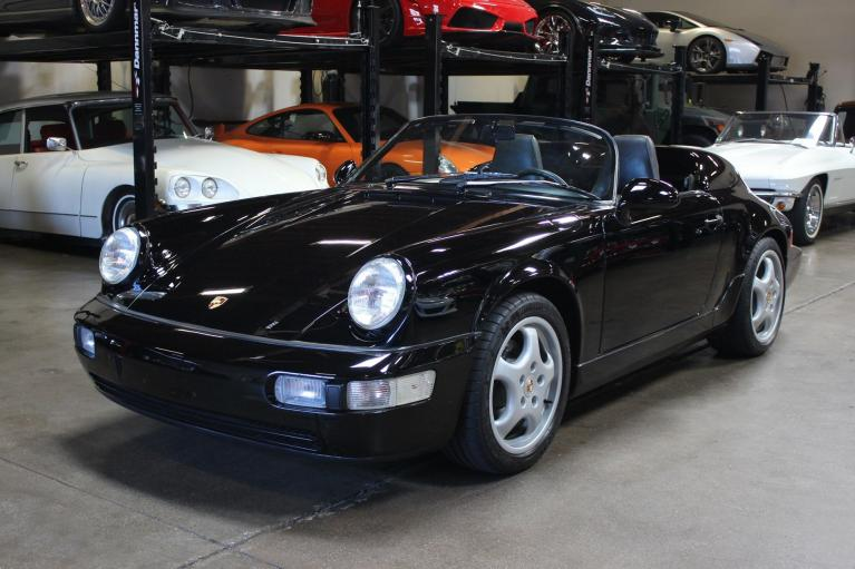 Used 1994 Porsche 911 Speedster for sale Sold at San Francisco Sports Cars in San Carlos CA 94070 3