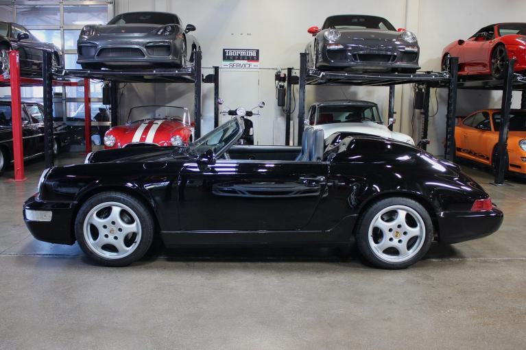 Used 1994 Porsche 911 Speedster for sale Sold at San Francisco Sports Cars in San Carlos CA 94070 4