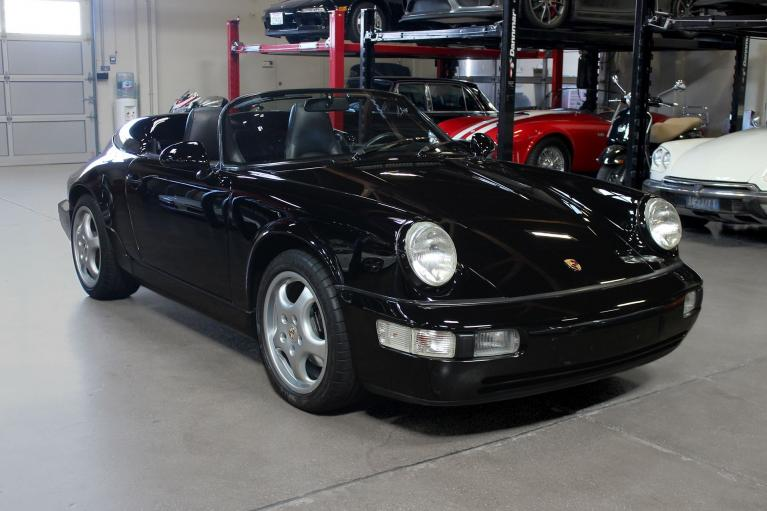 Used 1994 Porsche 911 Speedster for sale $139,995 at San Francisco Sports Cars in San Carlos CA