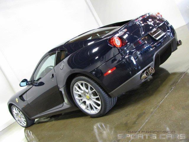 Used 2007 Ferrari 599 GTB Fiorano for sale Sold at San Francisco Sports Cars in San Carlos CA 94070 4