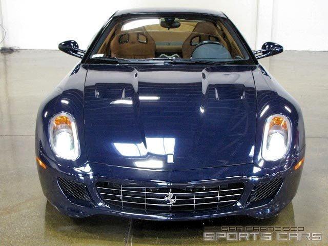 Used 2007 Ferrari 599 GTB Fiorano for sale Sold at San Francisco Sports Cars in San Carlos CA 94070 1