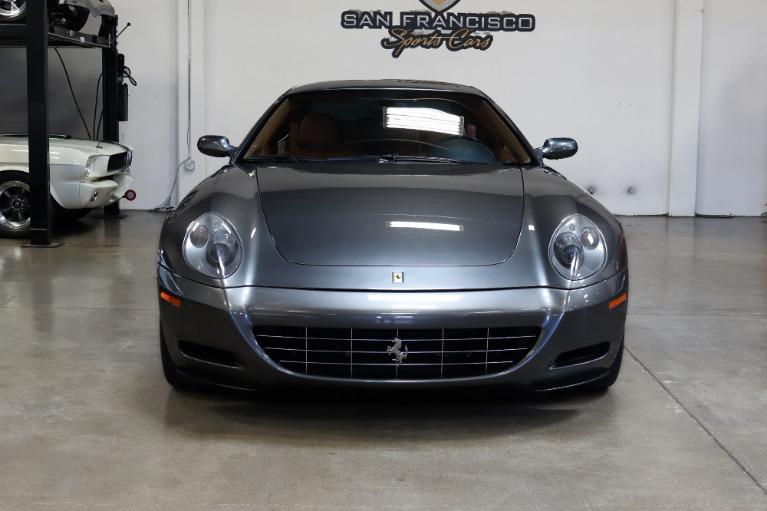 Used 2008 Ferrari 612 Scaglietti for sale Sold at San Francisco Sports Cars in San Carlos CA 94070 2