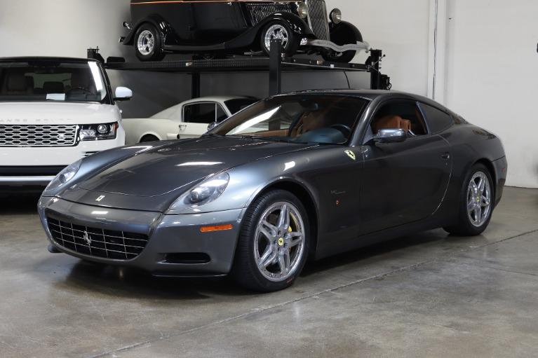 Used 2008 Ferrari 612 Scaglietti for sale Sold at San Francisco Sports Cars in San Carlos CA 94070 3
