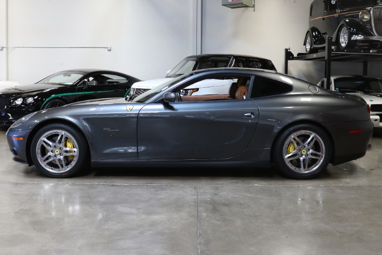 Used 2008 Ferrari 612 Scaglietti for sale Sold at San Francisco Sports Cars in San Carlos CA 94070 4
