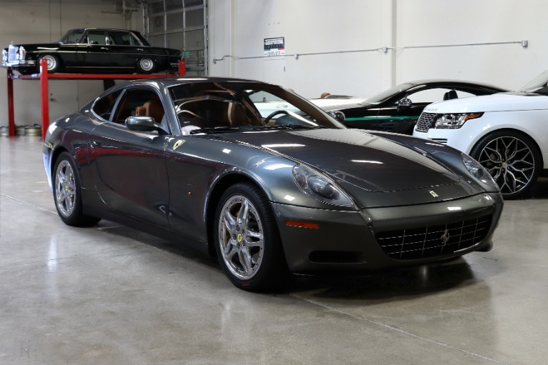 Used 2008 Ferrari 612 Scaglietti for sale $121,995 at San Francisco Sports Cars in San Carlos CA