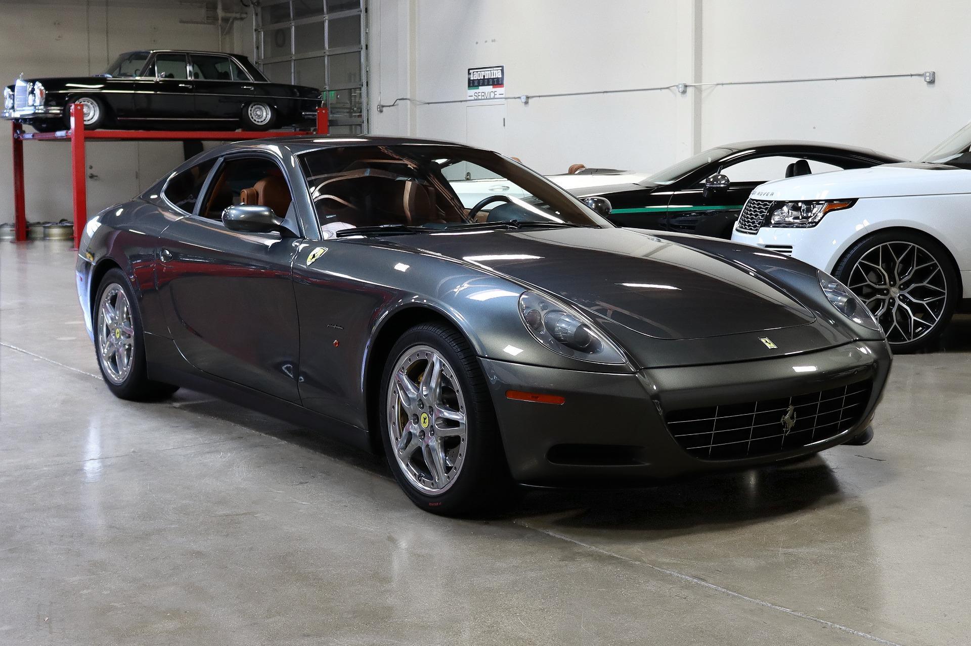 Used 2008 Ferrari 612 Scaglietti for sale Sold at San Francisco Sports Cars in San Carlos CA 94070 1