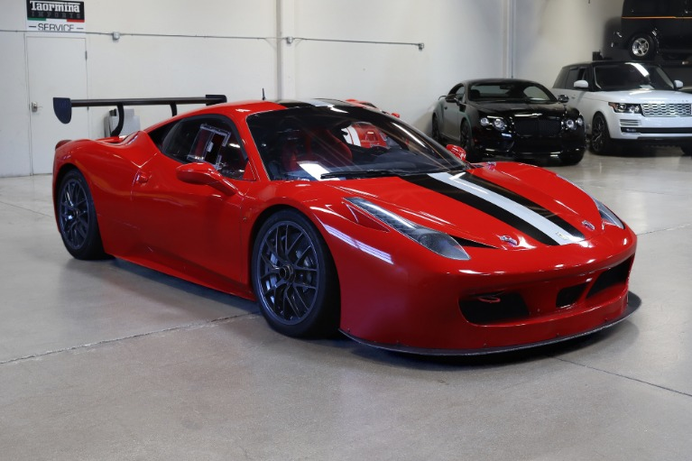 Used 2011 FERRARI 458 Challenge EVO for sale $109,995 at San Francisco Sports Cars in San Carlos CA