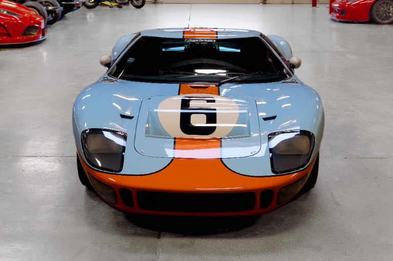 Used 1965 Superformance GT40 MKI Wide body for sale $189,995 at San Francisco Sports Cars in San Carlos CA 94070 2