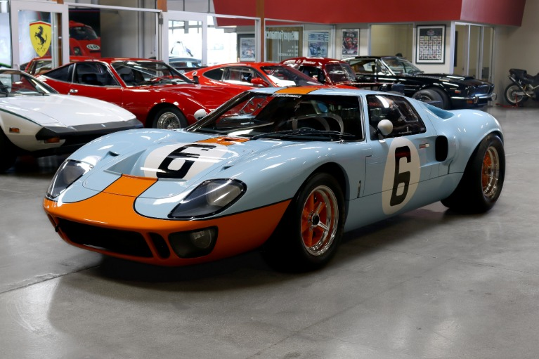 Used 1965 Superformance GT40 MKI Wide body for sale Sold at San Francisco Sports Cars in San Carlos CA 94070 3