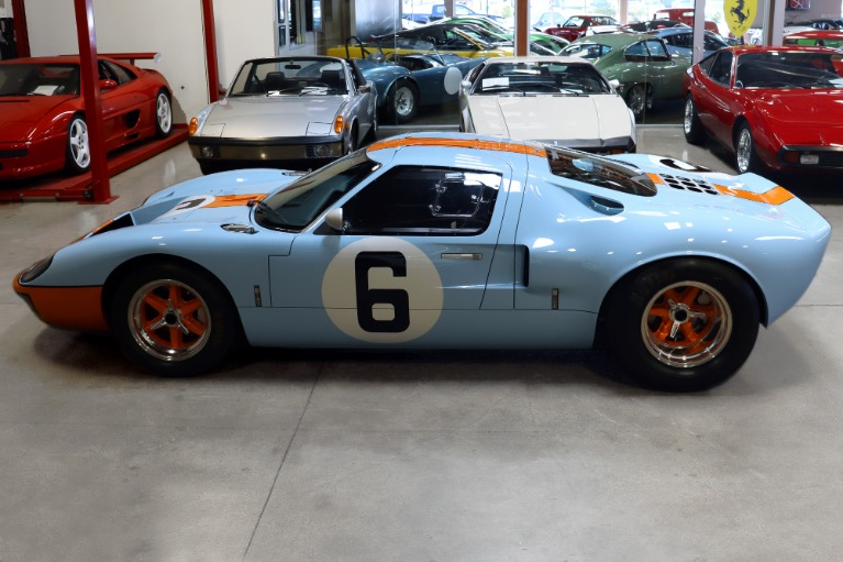 Used 1965 Superformance GT40 MKI Wide body for sale Sold at San Francisco Sports Cars in San Carlos CA 94070 4