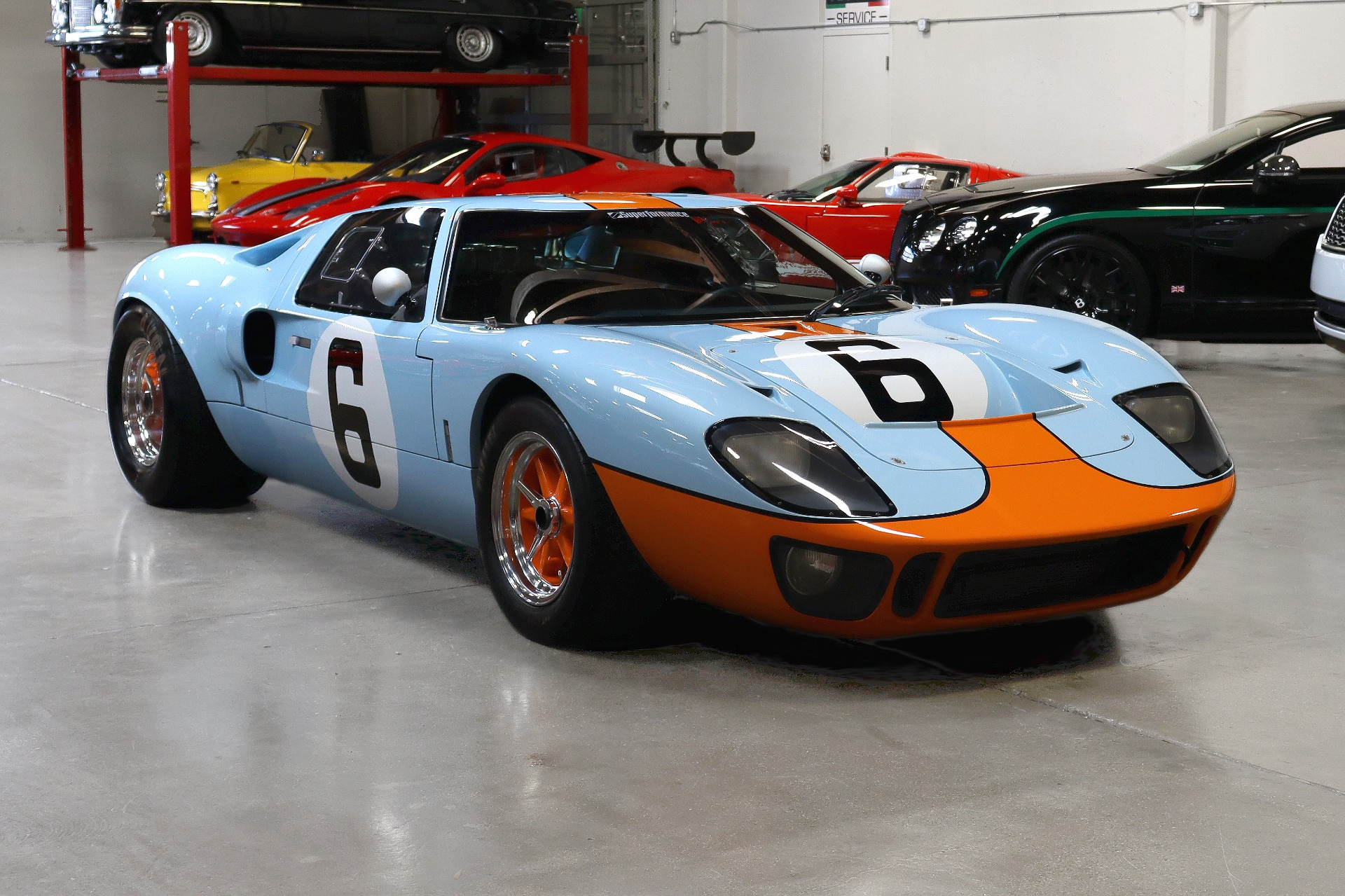 Used 1965 Superformance GT40 MKI Wide body for sale $189,995 at San Francisco Sports Cars in San Carlos CA 94070 1