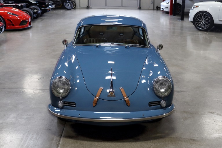 Used 1961 PORSCHE 356B for sale $82,995 at San Francisco Sports Cars in San Carlos CA 94070 2