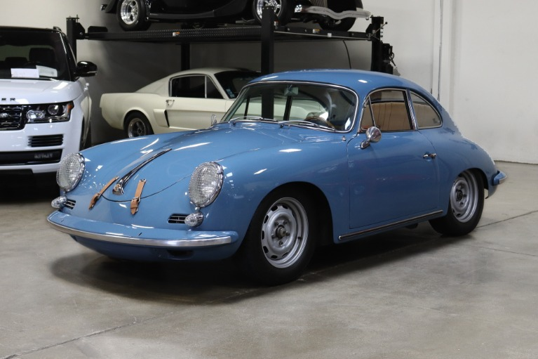 Used 1961 PORSCHE 356B for sale $82,995 at San Francisco Sports Cars in San Carlos CA 94070 3