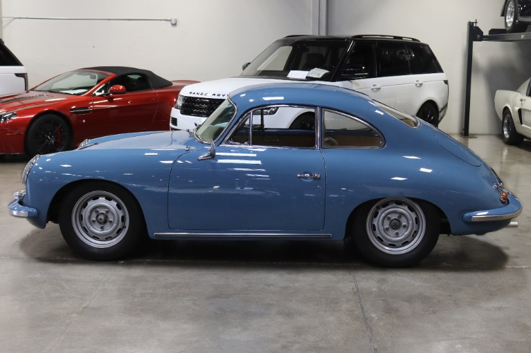 Used 1961 PORSCHE 356B for sale $82,995 at San Francisco Sports Cars in San Carlos CA 94070 4