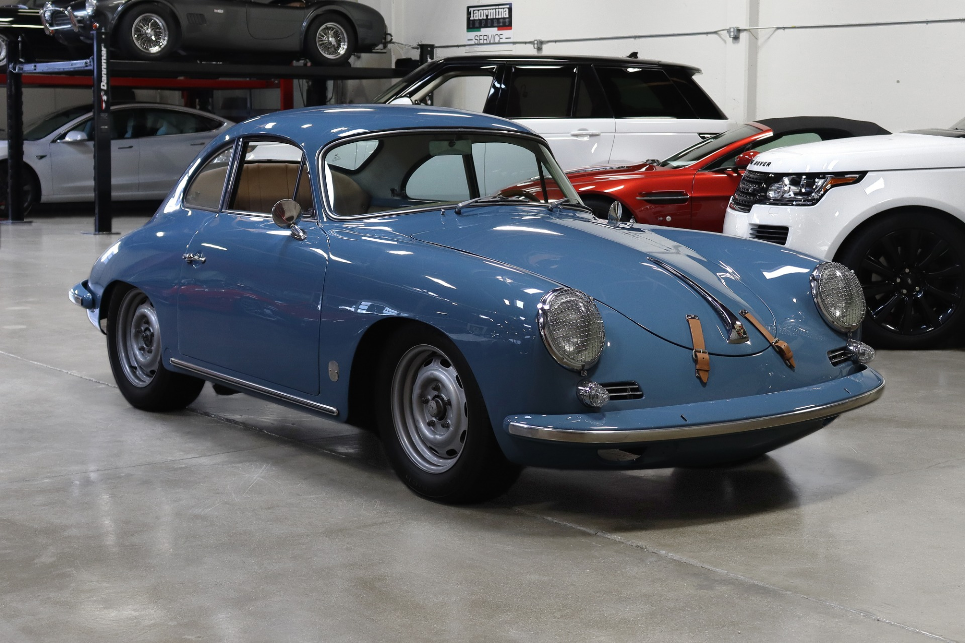 Used 1961 PORSCHE 356B for sale $82,995 at San Francisco Sports Cars in San Carlos CA 94070 1