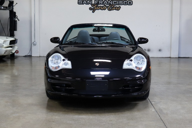 Used 2002 Porsche 911 Carrera 4 for sale $29,995 at San Francisco Sports Cars in San Carlos CA 94070 2