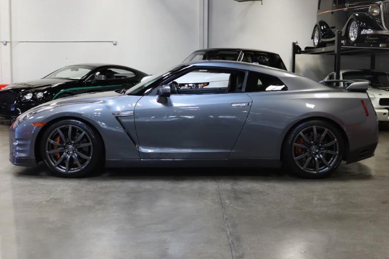 Used 2014 Nissan GT-R for sale Sold at San Francisco Sports Cars in San Carlos CA 94070 4