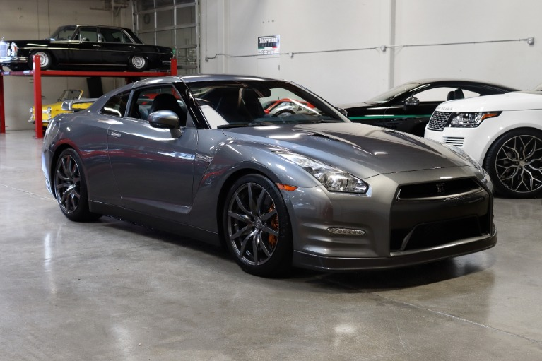 Used 2014 Nissan GT-R for sale $72,995 at San Francisco Sports Cars in San Carlos CA
