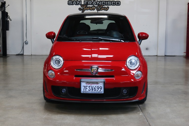 Used 2014 FIAT 500 Abarth for sale Sold at San Francisco Sports Cars in San Carlos CA 94070 2