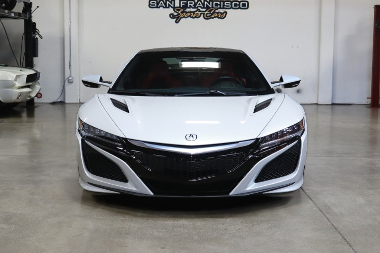 Used 2018 Acura NSX SH-AWD Sport Hybrid for sale Sold at San Francisco Sports Cars in San Carlos CA 94070 2