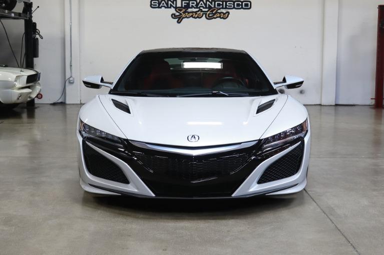 Used 2018 Acura NSX SH-AWD Sport Hybrid for sale $129,995 at San Francisco Sports Cars in San Carlos CA 94070 2