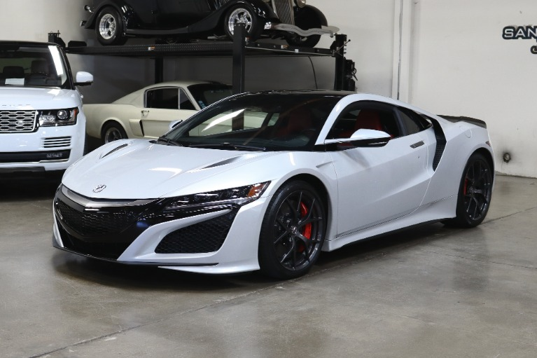 Used 2018 Acura NSX SH-AWD Sport Hybrid for sale Sold at San Francisco Sports Cars in San Carlos CA 94070 3