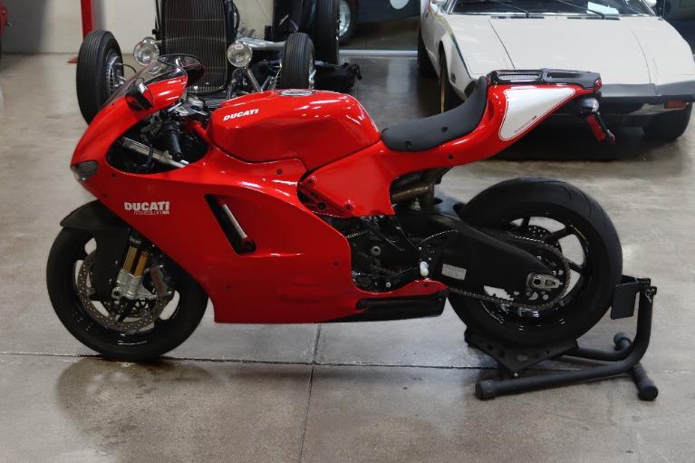 Used 2008 DUCATI DESMOSEDICI RR for sale Sold at San Francisco Sports Cars in San Carlos CA 94070 4