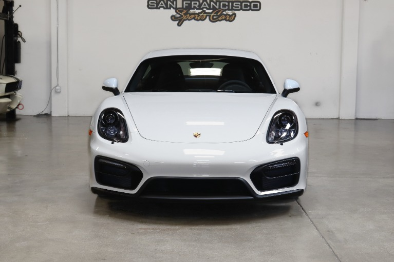 Used 2016 Porsche Cayman GTS GTS for sale Sold at San Francisco Sports Cars in San Carlos CA 94070 2