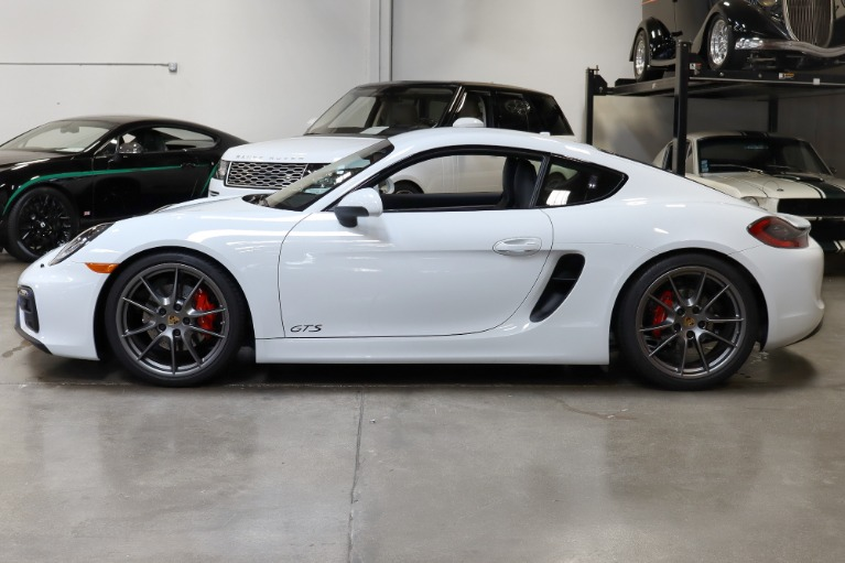 Used 2016 Porsche Cayman GTS GTS for sale Sold at San Francisco Sports Cars in San Carlos CA 94070 4