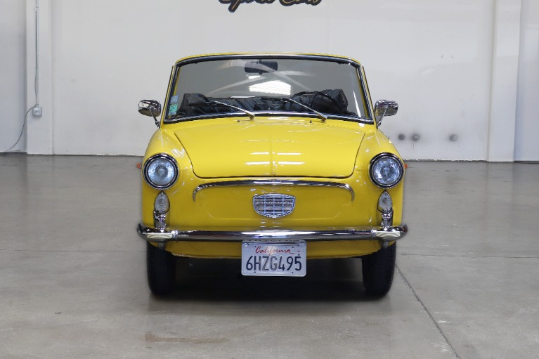 Used 1965 AUTOBIANCHI EDEN ROC for sale Sold at San Francisco Sports Cars in San Carlos CA 94070 2