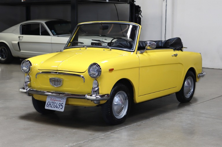 Used 1965 AUTOBIANCHI EDEN ROC for sale Sold at San Francisco Sports Cars in San Carlos CA 94070 3