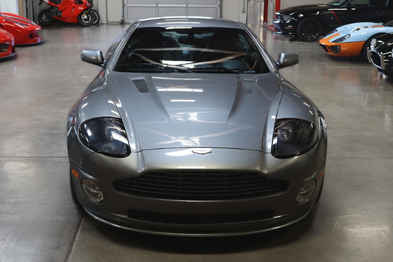 Used 2005 Aston Martin V12 Vanquish S for sale $84,995 at San Francisco Sports Cars in San Carlos CA 94070 2