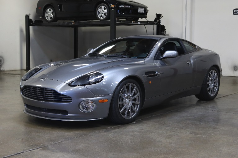 Used 2005 Aston Martin V12 Vanquish S for sale $84,995 at San Francisco Sports Cars in San Carlos CA 94070 3