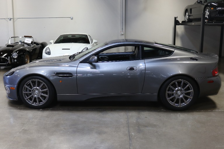 Used 2005 Aston Martin V12 Vanquish S for sale $84,995 at San Francisco Sports Cars in San Carlos CA 94070 4
