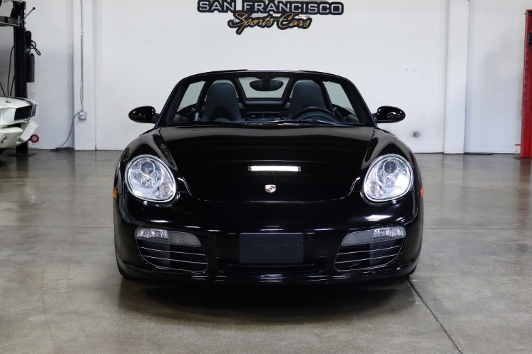Used 2005 PORSCHE BOXSTER S S for sale Sold at San Francisco Sports Cars in San Carlos CA 94070 2