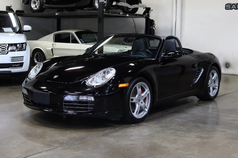 Used 2005 PORSCHE BOXSTER S S for sale Sold at San Francisco Sports Cars in San Carlos CA 94070 3