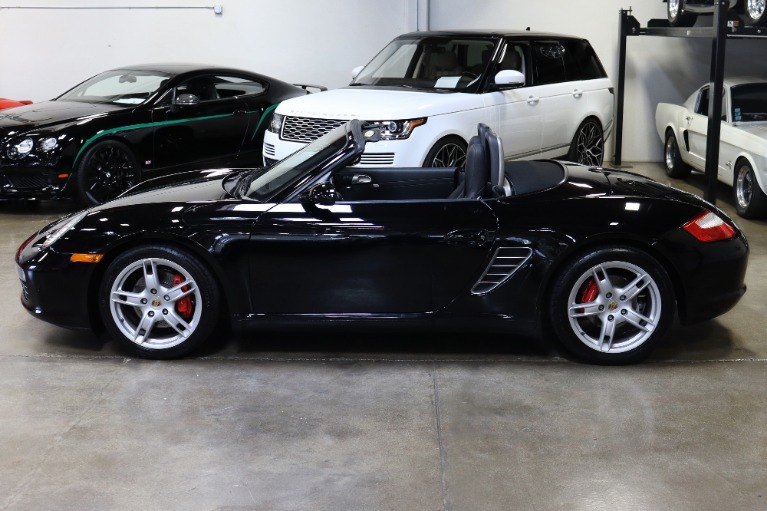 Used 2005 PORSCHE BOXSTER S S for sale $22,995 at San Francisco Sports Cars in San Carlos CA 94070 4