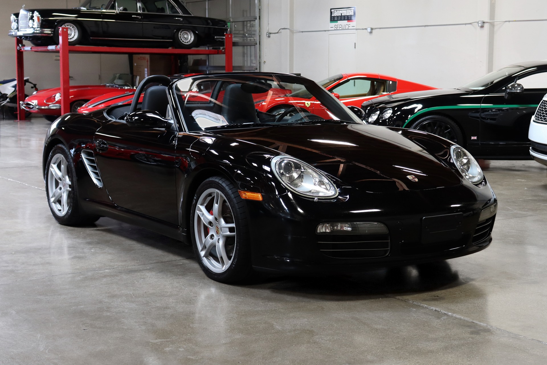 Used 2005 PORSCHE BOXSTER S S for sale $22,995 at San Francisco Sports Cars in San Carlos CA 94070 1