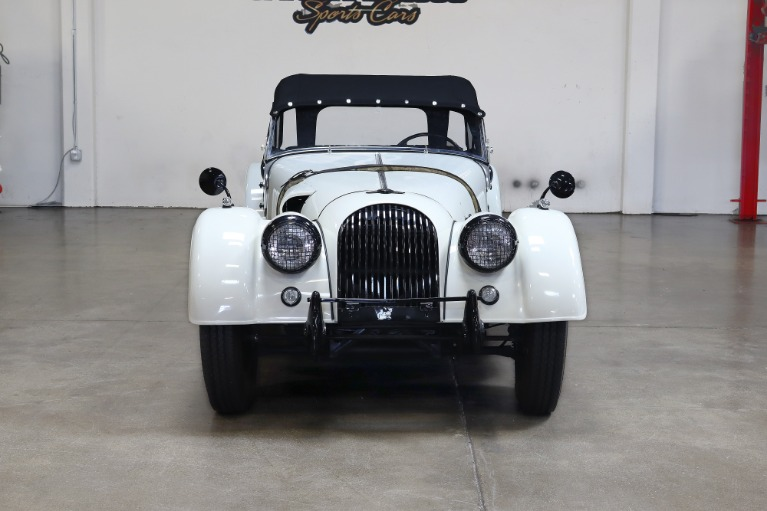 Used 1958 Morgan Plus 4 for sale $41,995 at San Francisco Sports Cars in San Carlos CA 94070 2