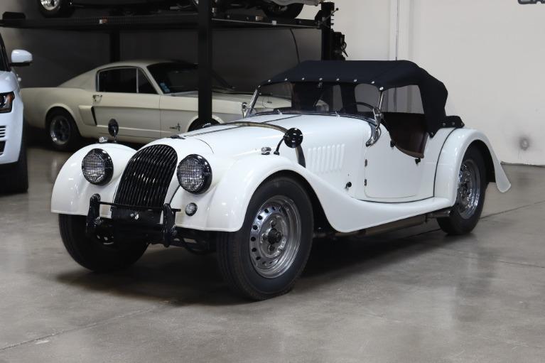 Used 1958 MORGAN PLUS 4 for sale $49,995 at San Francisco Sports Cars in San Carlos CA 94070 3