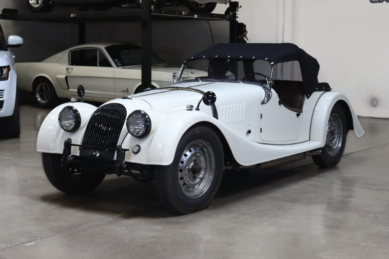 Used 1958 Morgan Plus 4 for sale $41,995 at San Francisco Sports Cars in San Carlos CA 94070 3