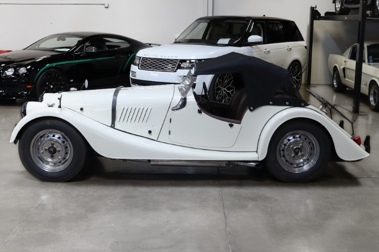 Used 1958 MORGAN PLUS 4 for sale $49,995 at San Francisco Sports Cars in San Carlos CA 94070 4