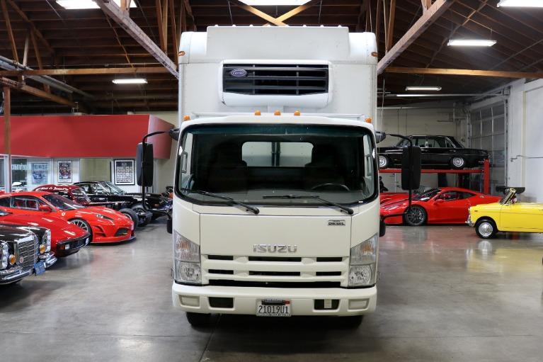 Used 2014 Isuzu NPR-HD 16 foot Box Van for sale $39,995 at San Francisco Sports Cars in San Carlos CA 94070 2