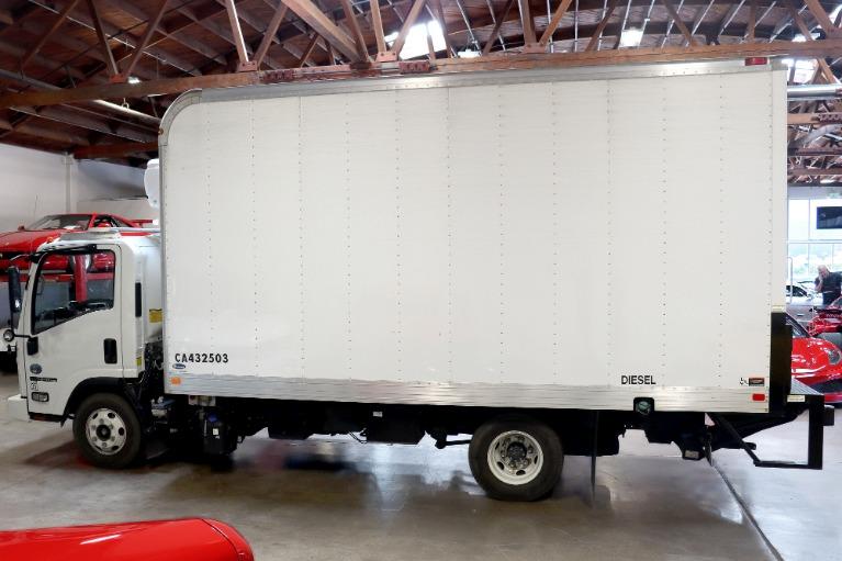 Used 2014 Isuzu NPR-HD 16 foot Box Van for sale $39,995 at San Francisco Sports Cars in San Carlos CA 94070 4