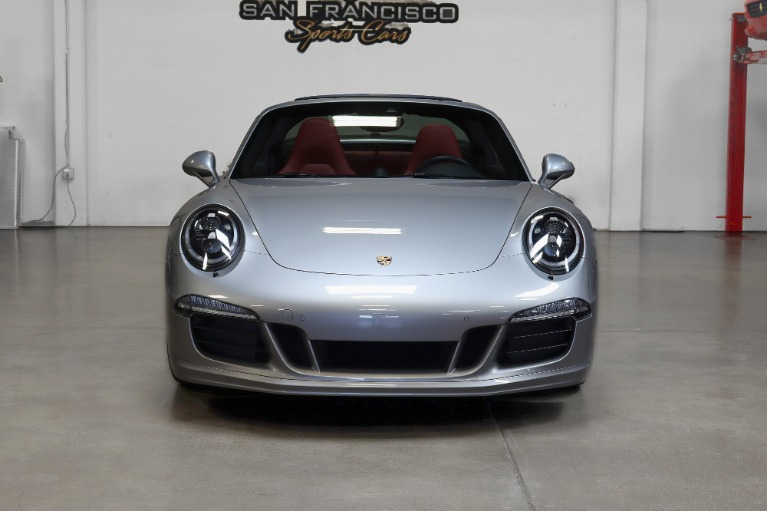 Used 2016 Porsche 911 Targa 4 GTS for sale Sold at San Francisco Sports Cars in San Carlos CA 94070 2