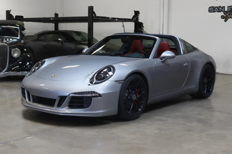 Used 2016 Porsche 911 Targa 4 GTS for sale Sold at San Francisco Sports Cars in San Carlos CA 94070 3