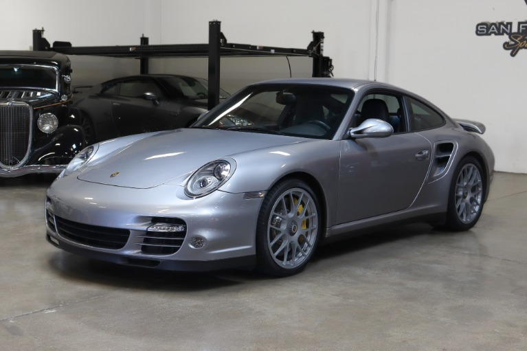 Used 2011 Porsche 911 Turbo S for sale Sold at San Francisco Sports Cars in San Carlos CA 94070 3