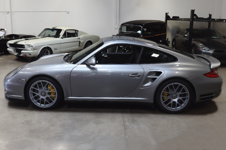 Used 2011 Porsche 911 Turbo S for sale Sold at San Francisco Sports Cars in San Carlos CA 94070 4