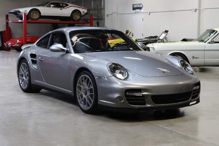 Used 2011 Porsche 911 Turbo S for sale Sold at San Francisco Sports Cars in San Carlos CA 94070 1